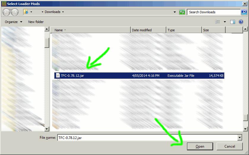 TerraFirmaCraft installation for ZeekDaGeek's server